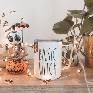 Rae Dunn Basic Witch Insulated Mug Tumbler